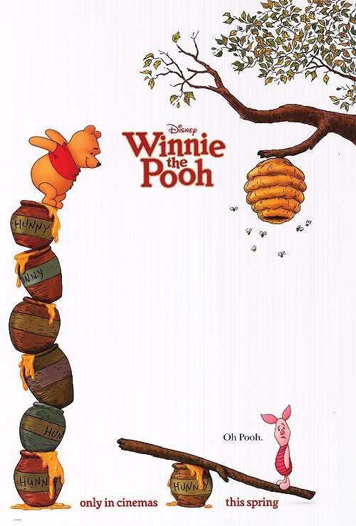 Coming Soon: Winnie The Pooh.