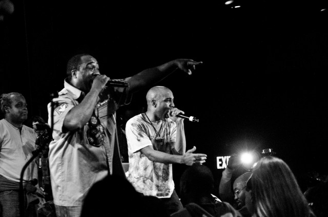 The Jungle Brothers: Live at SOB's, 2/7/2012