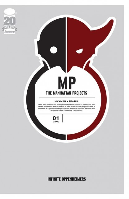 Image Comics In Review: The Manhattan Projects, The Strange Talent Of Luther Strode, Xenoholics, Butcher Baker The Righteous Maker