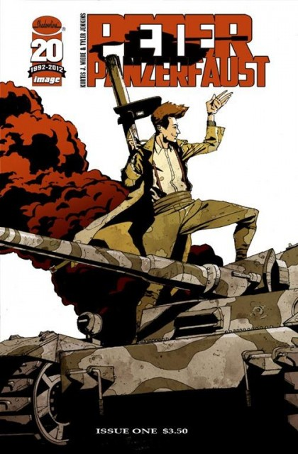 Image Comics In Review: Peter Panzerfaust, No Place Like Home, Gladstone's School For World Conquerors, Alpha Girl, Li'l Depressed Boy, Last Of The Greats
