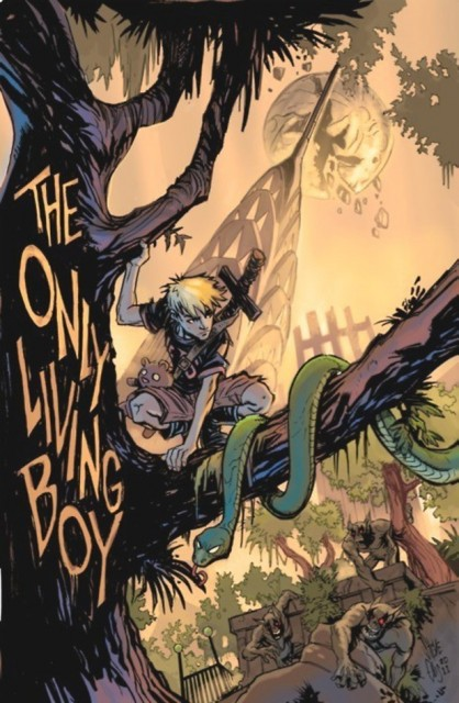 Comic Review Round-Up: The Only Living Boy, Battlepug, Lady Sabre