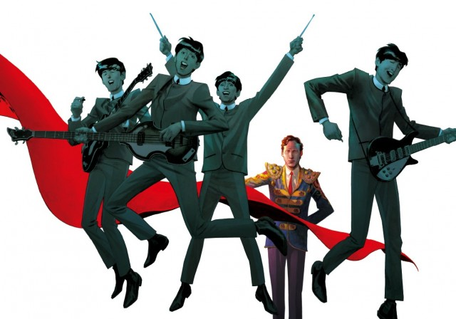 "Interview: Creators Vivek J. Tiwary And Andrew Robinson Discuss ""The Fifth Beatle"""