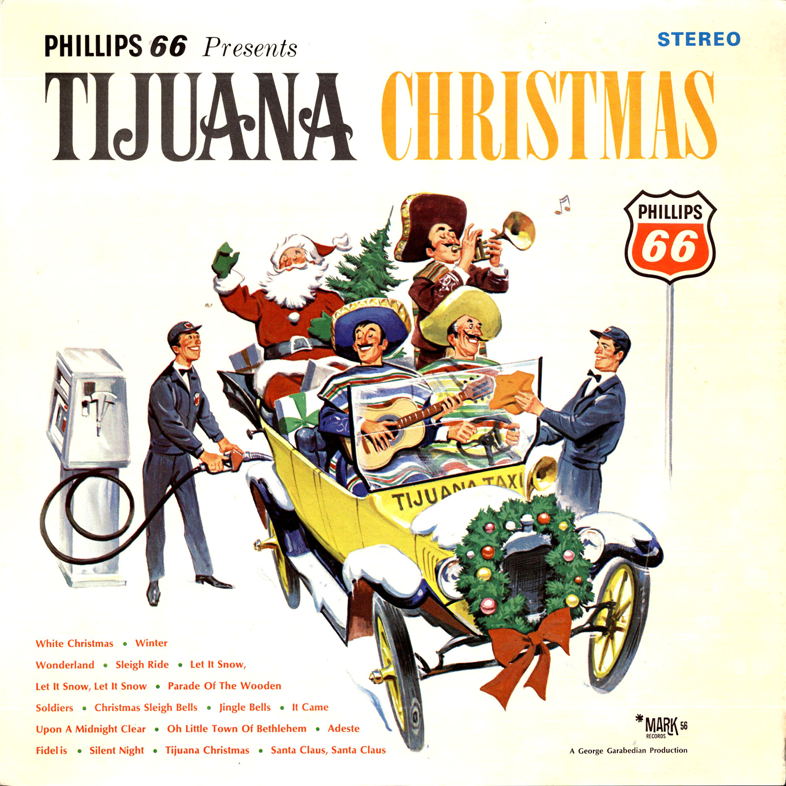 Christmas Music Guidebook: A Totally Tijuana Christmas! | Depth of ...