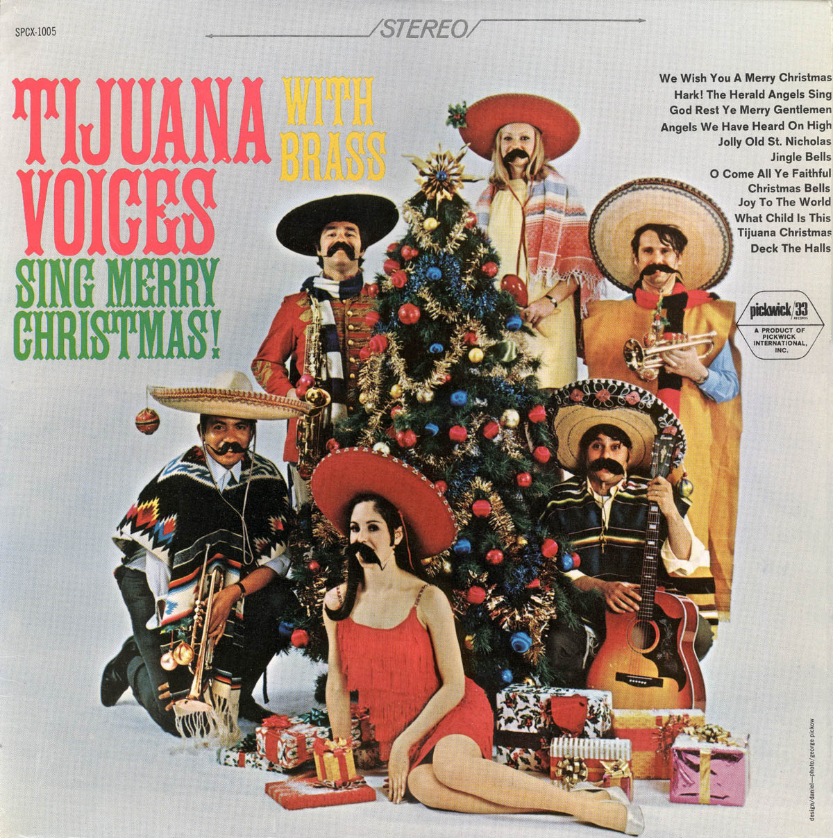 Christmas music guidebook a totally tijuana christmas for Best country christmas songs of all time