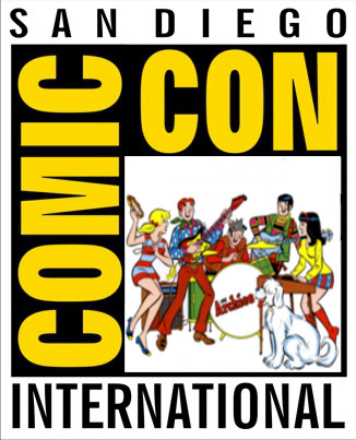 Comics & Pop Music at San Diego Comic-Con, Saturday July 11!