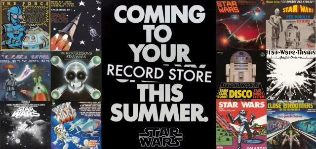Starwarsploitation Sounds: Star Wars On Record, 1977-1979 [Revised And Expanded]